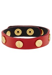Coccinelle Strong Bracelet Tomato Red
