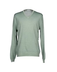 Zanieri Sweaters Light Green