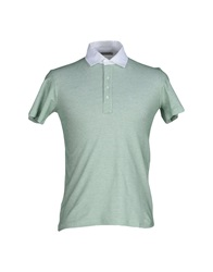 Primo Emporio Polo Shirts Light Green