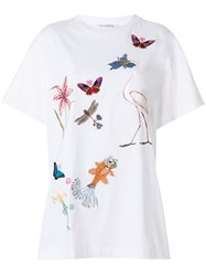 Vivetta Kitel Phard T Shirt White