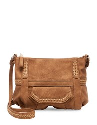Steve Madden Bhugh Crossbody Tote Tan