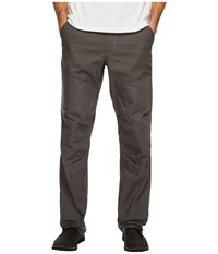 Timberland Gridflex Canvas Work Pants Pewter Men's Casual Pants