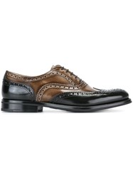 Church's 'Burwood' Brogues Black