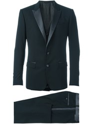 Dolce And Gabbana Dinner Suit Black