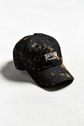 Urban Outfitters Death Row Records Baseball Hat Black