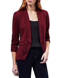 Miss Selfridge Ponte Knit Blazer