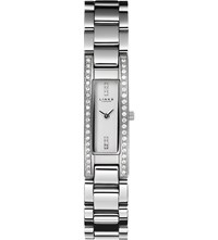 Links Of London Selene Stainless Steel And Sapphire Crystals Watch