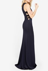 Galvan Women S Criss Cross Dress Boutique1 Navy