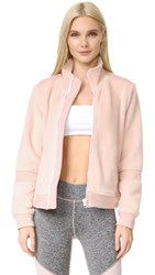 Free People Movement Timeless Classic Jacket Pink