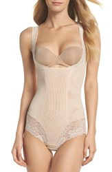 Magic Bodyfashion Super Control Shaper Bodysuit Latte