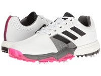 Adidas Adipower Boost 3 Ftwr White Core Black Shock Pink Men's Golf Shoes