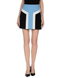 Emilio Pucci Skirts Mini Skirts Women Black