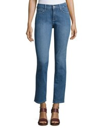 Nydj Sheri Slim Fit Denim Jeans Blue