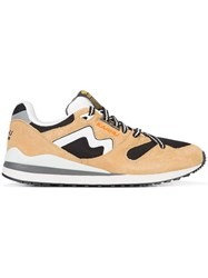 Karhu 'Synchron' Trainers Men Suede Rubber 11 Brown