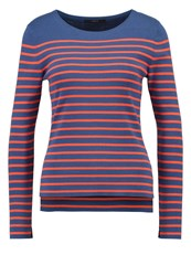 Set Jumper Blue Orange