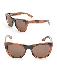 Burberry 52Mm Camouflage Square Sunglasses