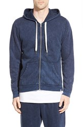 Men's Sol Angeles Essential Hoodie Indigo Blue