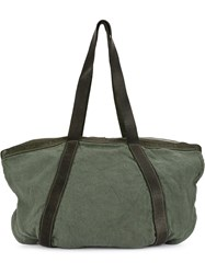 Guidi Classic Holdall Green