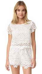 Liv Tulum Top White