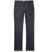 Boglioli Stretch Denim Jeans Dark Denim