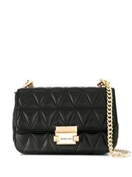 Michael Kors Sloan Shoulder Bag Black