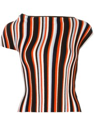 Jacquemus Striped Blouse