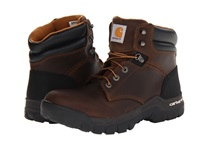 Carhartt 6 Inch Work Flex Work Boot Brown Men's Work Boots
