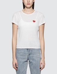 Obey Lonely Hearts Babydoll S S T Shirt