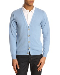 Menlook Label J12 Sky Blue Cardigan