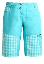 Vaude Craggy Sports Shorts Reef Turquoise