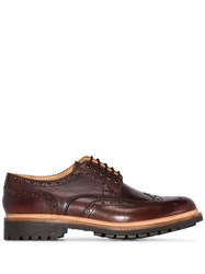 Grenson Archie Leather Brogues 60