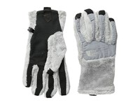 The North Face Denali Thermal Etip Glove High Rise Grey Mid Grey Extreme Cold Weather Gloves Gray