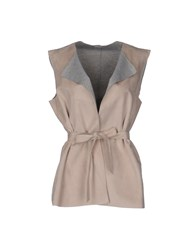 Cappellini By Peserico Tops Beige