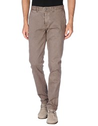 Fred Mello Trousers Casual Trousers Men Khaki