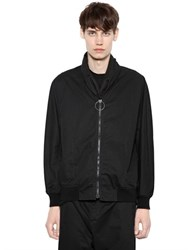 Damir Doma Light Cotton Twill Bomber Jacket