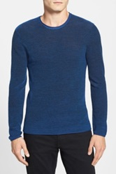 Surface To Air 'Greeves' Wool Sweater Blue