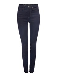 Calvin Klein Sculpted Skinny Jean In Dark Rinse Denim Rinse