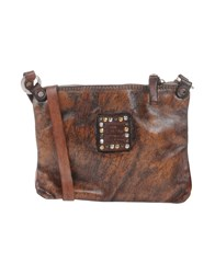 Campomaggi Handbags Dark Brown