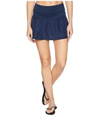 Jockey Active Circulation Skort Thunder Blue