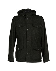 Luigi Borrelli Napoli Jackets Dark Green