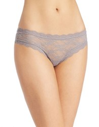 Candc California Lace Cheeky Hipsters Frost Grey