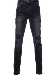 Ksubi 'Chitch Boneyard' Jeans Black
