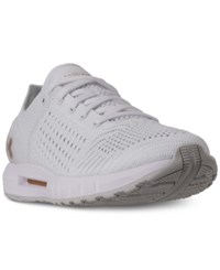 Under Armour Hovr Sonic Running Sneakers From Finish Line White Elemental Faded Gol