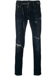 Off White Cool Guy Jeans Blue