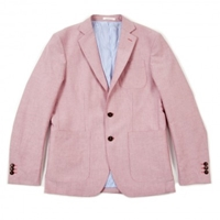 Sixpack France Passing Blazer Red