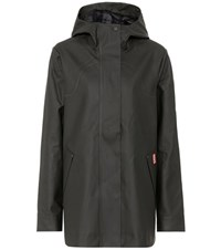Hunter Original Raincoat Green