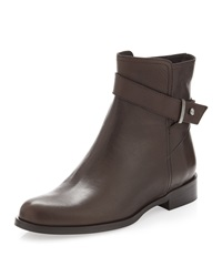 Sesto Meucci Deb Leather Ankle Boot Taupe
