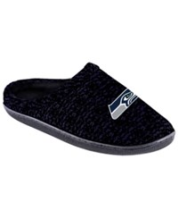 Forever Collectibles Seattle Seahawks Knit Cup Sole Slipper Assorted