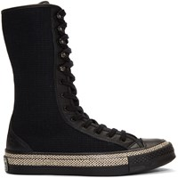 J.W.Anderson Jw Anderson Black Converse Edition Chuck Taylor 70 High Top Sneakers