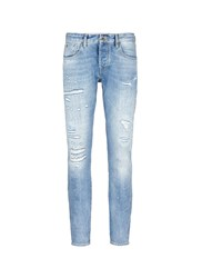 Scotch And Soda 'Ralston' Slim Fit Jeans Blue